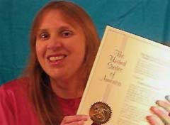 Lynne Jolitz gets second patent